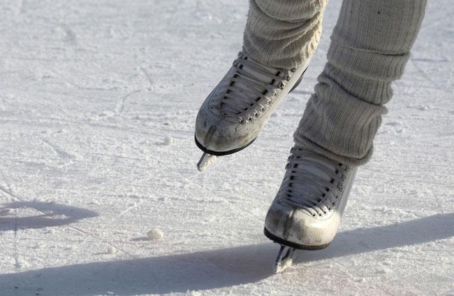 İzmir'de buz pateni nerede yapılır ?