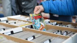 İzmir'de çizgi roman satan yerler