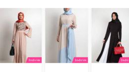 Kapalı Elbiseler