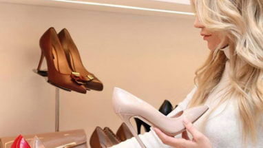 Büyük Numara Bayan Ayakkabısı Mağazaları İzmir