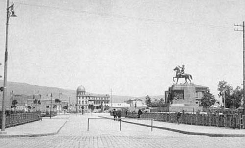 İzmir'in Eski Siyah-Beyaz Fotoğrafları