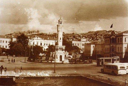 Eski İzmir Fotoğrafları