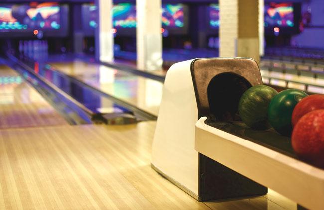 İzmir Bowling Salonları