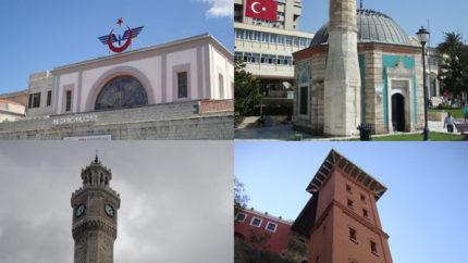 İzmir'in Tarihi Yapıları