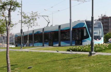 İzmir Tramvay Sefer Saatleri 2019