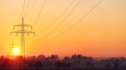 Karaburun'da Elektrik Kesintisi