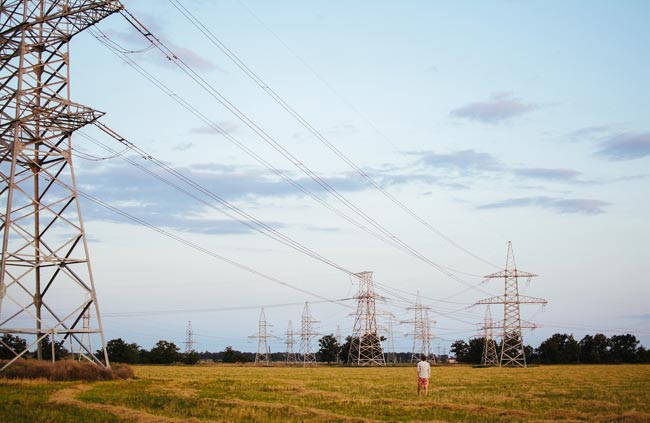Menemen'de Elektrik Kesintisi