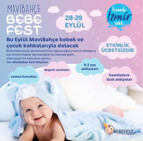 "MaviBahçe ""Bebe Fest"""