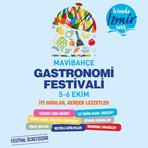 mavibahçe gastronomi festivali