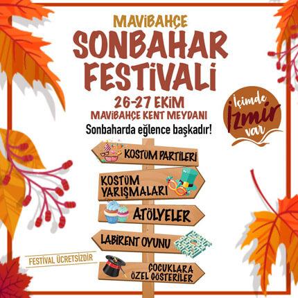 MaviBahçe Sonbahar Festivali