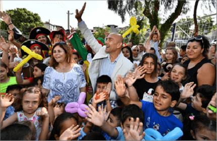 İzmir'in Çocukları İçin İzmir Toros Masal Evi Merkezi