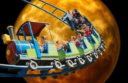 Gaziemir'de Lunapark Nerede