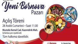 Özkanlar Bornova Sosyete Pazarı Nerede? Nasıl Gidilir?